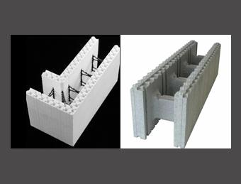 Energy efficient construction idaho and washington for Foam blocks building construction